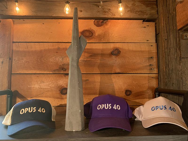 Opus 40 caps