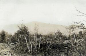 original quarry at Opus 40 site