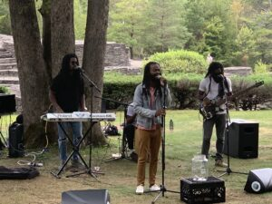 Opus 40 and WDST Radio Woodstock Launch Sunset Sessions Concert Series