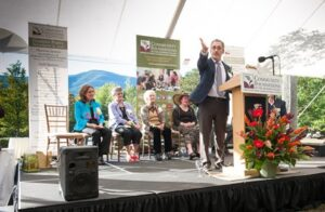 Garden Party with Community Foundations of the Hudson Valley