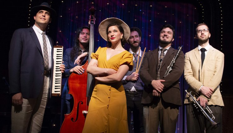 Opus 40 Event: Live Jazz and Swing with The Swingaroos