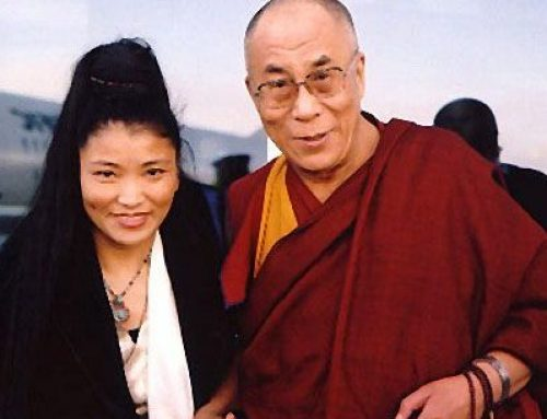 A Special Performance by Yungchen Lhamo